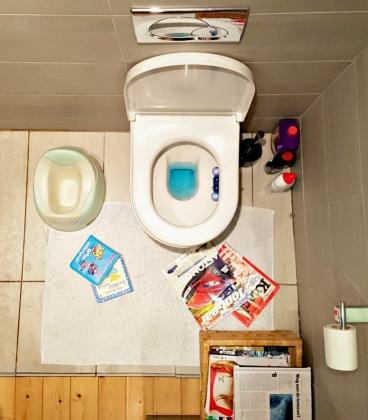 ILLU toiletpotje